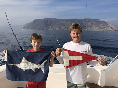 4bcefb36f0f John - Here are a few pictures of a fish we caught yesterday. It was my 9  and 12 year old boys and me on the boat. Beautiful day off Church Rock.
